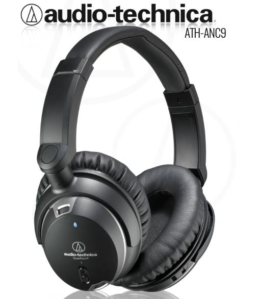 Aud-Technca ATH-ANC9