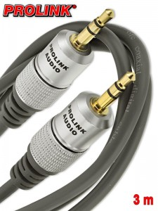 Prolink Exclusive kabel Jack-Jack 3 m