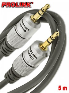 Prolink Exclusive kabel Jack-Jack 5 m