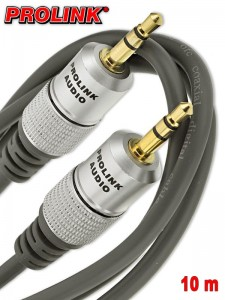 Prolink Exclusive kabel Jack-Jack 10 m