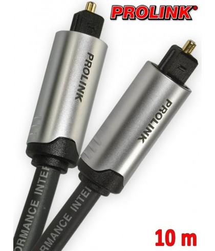 Prolink Futura kabel Toslink - Toslink 10 m