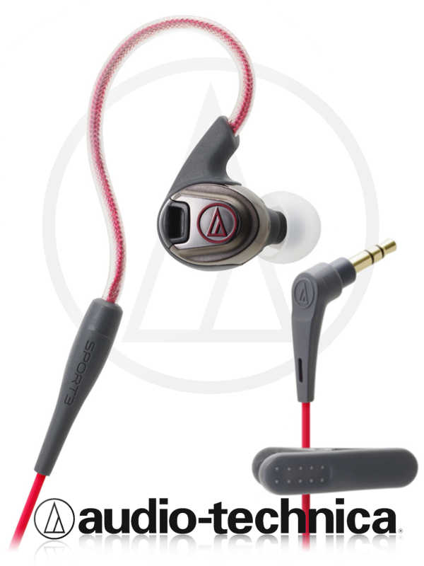 Audio-Technca ATH-Sport3 Red