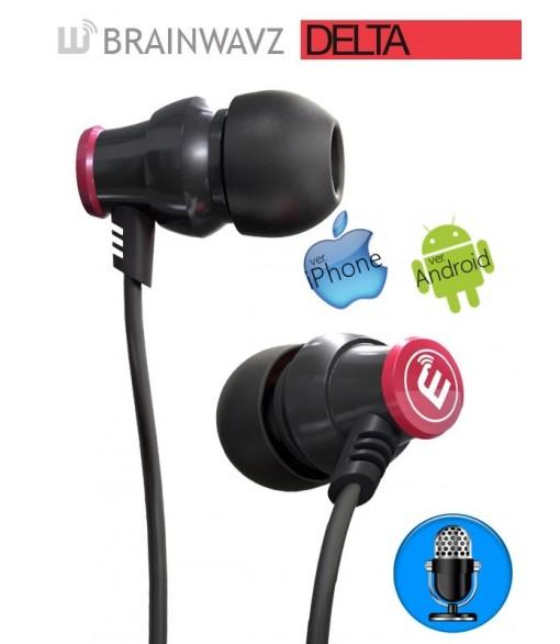 Brainwavz Delta Mic - czarne