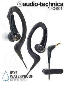 Audio-Technca ATH-Sport1 Black