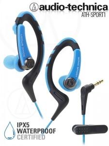 Audio-Technca ATH-Sport1 Blue
