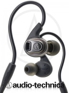 Audio-Technca ATH-Sport3 Black