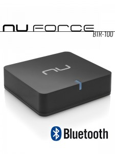 Odbiornik Bluetooth NuForce BTR-100