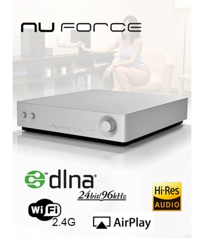 NuForce WDC-200 bezprzewodowy przetwornik / przedwzmacniacz DAC