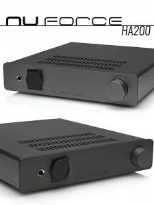 Wzmacniacz słuchawkowy NUFORCE HA200