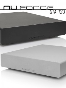 Wzmacniacz / końcówka mocy NuForce STA-120