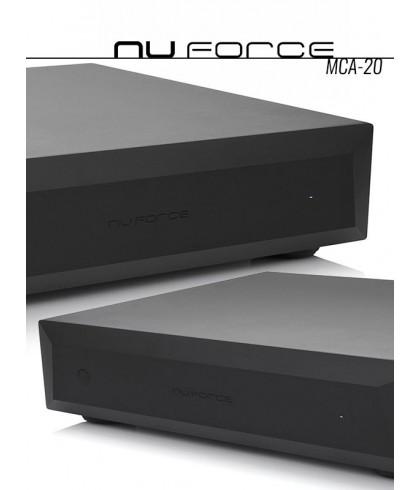 Końcówka mocy NUFORCE MCA-20