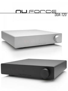 Wzmacniacz NuForce DDA-120