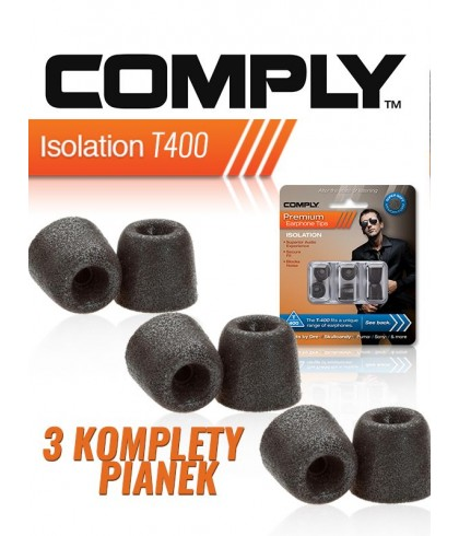 Pianki COMPLY Isolation Series T400