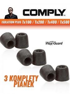 Pianki COMPLY Isolation Plus Tx100