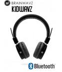 Brainwavz KV100 słuchawki nauszne dla dzieci - Czarne