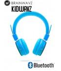 Brainwavz KV100 słuchawki nauszne dla dzieci - Niebieskie