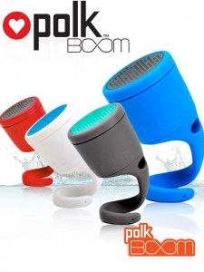 Polk Audio Boom Swimmer - szary