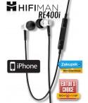 Słuchawki dokanałowe HiFiMAN RE400i APPLE z mikrofonem