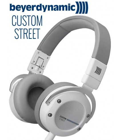 Beyerdynamic Custom Street - białe