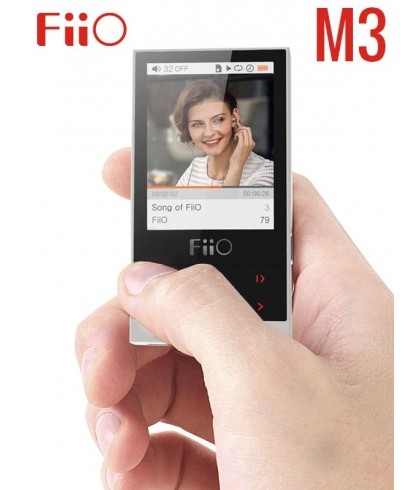 Odtwarzacz przenośny FiiO M3