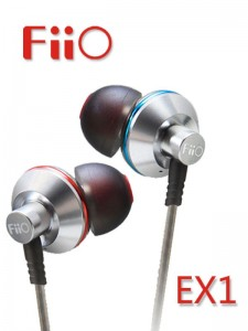 Słuchawki douszne FiiO EX1