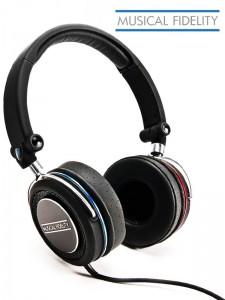 Musical Fidelity MF-100 Słuchawki nauszne z mikrofonem