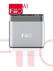 FiiO A1 - przedwzmacniacz słuchawkowy
