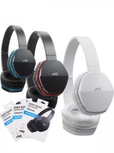Słuchawki bezprzewodowe JVC HA-SBT5 z mikrofonem