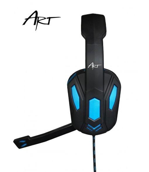Słuchawki gamingowe ART Hydro z mikrofonem