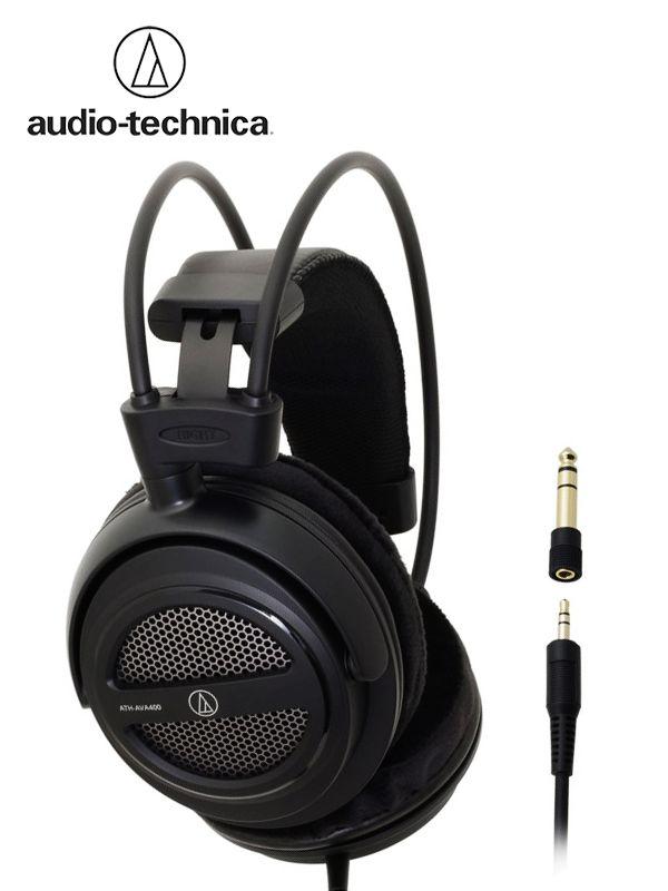 Słuchawki nauszne Audio-Technica ATH-AVA400