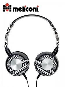 Słuchawki nauszne Meliconi HP Style