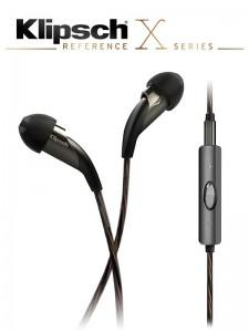 Słuchawki dokanałowe Klipsch X20i z mikrofonem