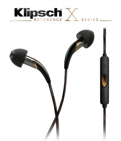 Słuchawki dokanałowe Klipsch X12i z mikrofonem