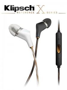 Słuchawki dokanałowe Klipsch X6i z mikrofonem