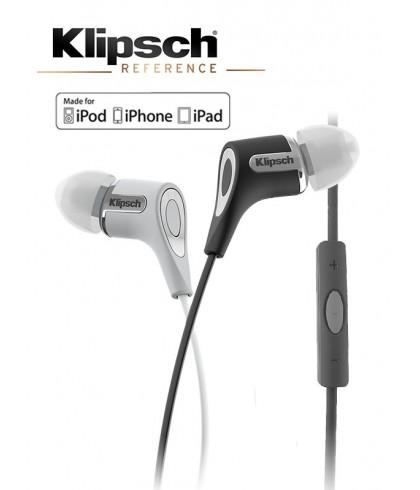 Słuchawki dokanałowe Klipsch R6i z mikrofonem