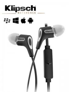 Słuchawki dokanałowe Klipsch R6m z mikrofonem
