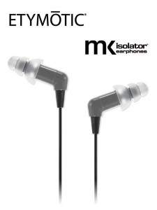 Słuchawki dokanałowe Etymotic MK5