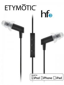 Słuchawki dokanałowe Etymotic HF3
