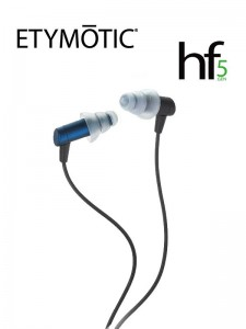 Słuchawki dokanałowe Etymotic HF5
