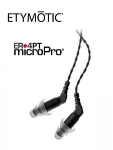 Słuchawki dokanałowe Etymotic ER4-PT