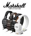 Słuchawki nauszne Marshall Major II z mikrofonem