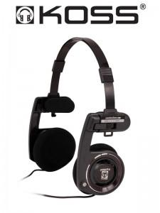 Koss Porta Pro Black