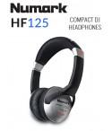 Słuchawki nauszne Numark HF125 dla DJ