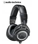 Słuchawki Wokółuszne Audio-Technica ATH-M50X Czarne