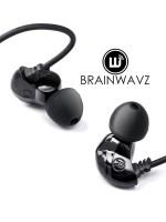 Słuchawki armaturowe BRAINWAVZ B150