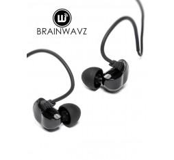 Słuchawki armaturowe BRAINWAVZ B100