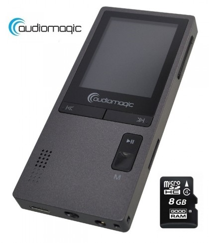 AUDIOMAGIC PLAYER ODTWARZACZ HI-RES MP3 8GB