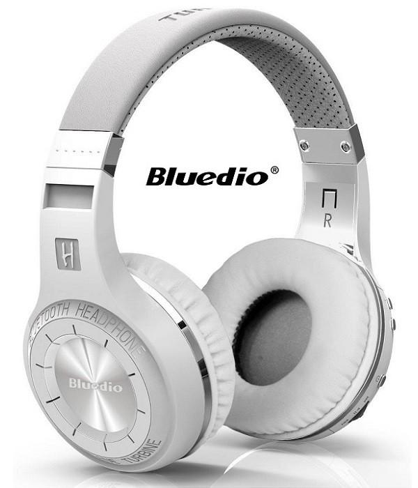 Słuchawki nauszne BLUETOOTH BLUEDIO HT z mikrofonem