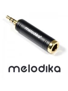 Melodika MDMJGJ  Jack 6.3mm - mini jack 3.5 mm