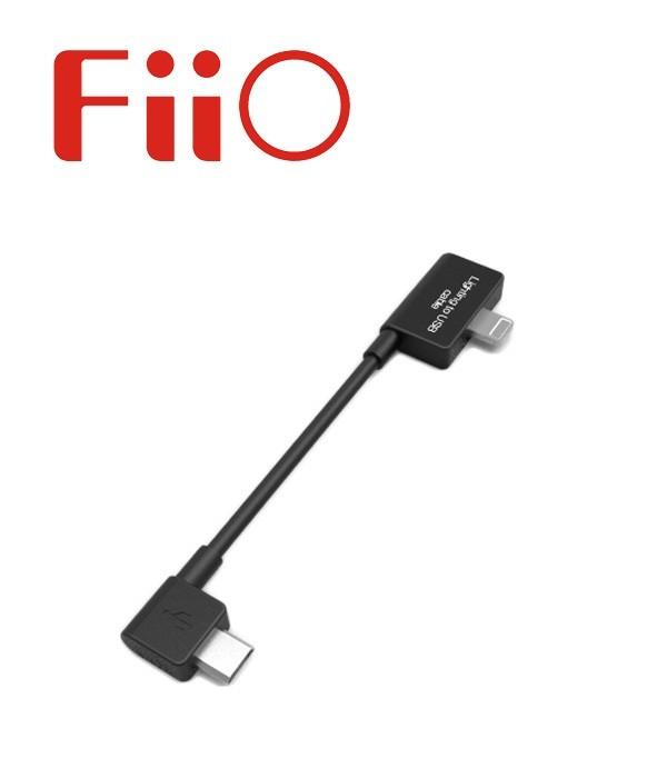 kabel lightning otg micro usb fiio l19. Black Bedroom Furniture Sets. Home Design Ideas